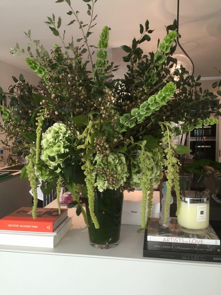 Home Vase Arrangement