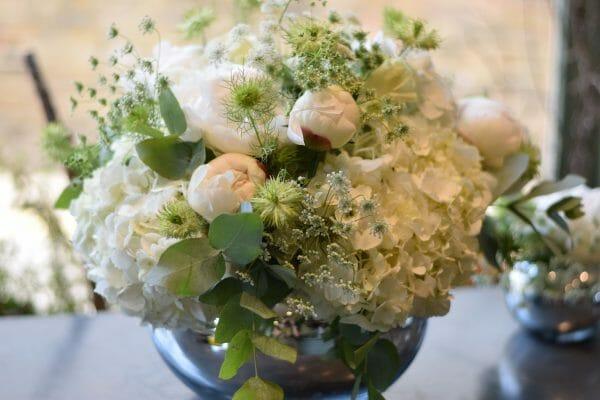 Photo showing a sample of a Studio-choice-vase-arrangement, Kensington flowers